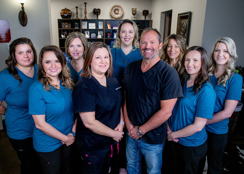Visit Our Open Dentist Office In Fort Smith, AR! [LETTER]